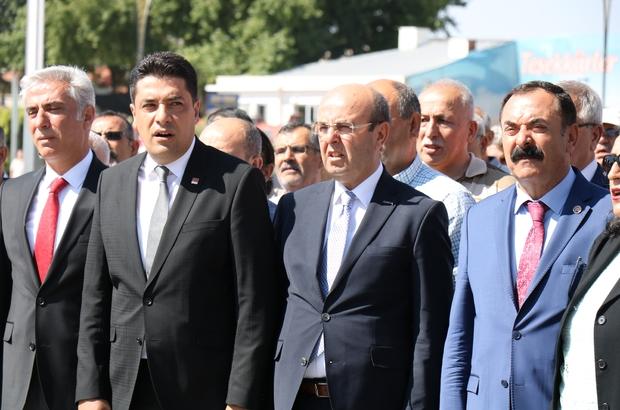 """CHP Kırşehir İl Başkanı Baran Genç: """"96. yıl kutlamaları Kırşehir için daha da anlamlı"""""""
