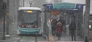 Kocaeli'de toplu ulaşımda kış tarifesi başladı