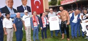 Antalyaspor'dan er meydanında forma jesti