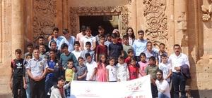 Ağrı'da Dezavantajlı çocuklar için gezi düzenlendi