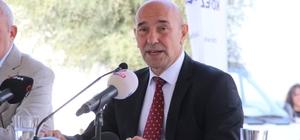 """İzmir Körfez Festivali başlıyor Başkan Soyer: """"İzmir'in arka mahallelerindeki çocuklarımızı denizle buluşturacağız"""""""