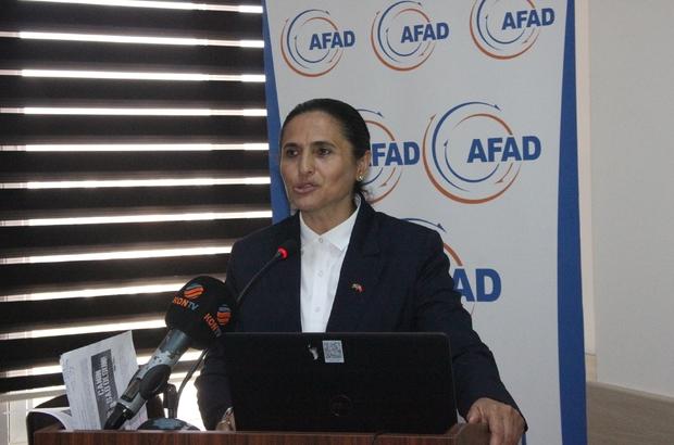 """Yıldız Tosun: """"AFAD, afetler olmadan önlem alma anlayışını geliştirmek için çalışıyor"""""""
