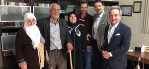 """Milletvekili Aydemir: """"Diyarbakır'da ki ailelerle gurur duyuyoruz"""""""
