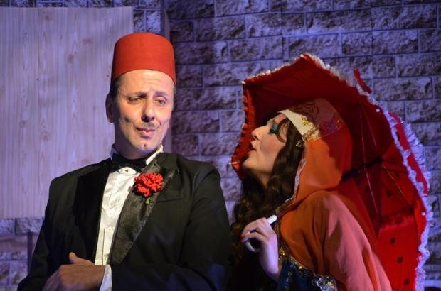 Kuşadası'nda tiyatro atılımı Kuşadası'nda yeni kurulan tiyatro grubu Türkiye ve Avrupa turnesine çıkıyor