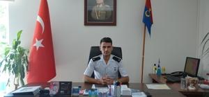 İlçe Jandarma Komutanı Yılmaz göreve başladı