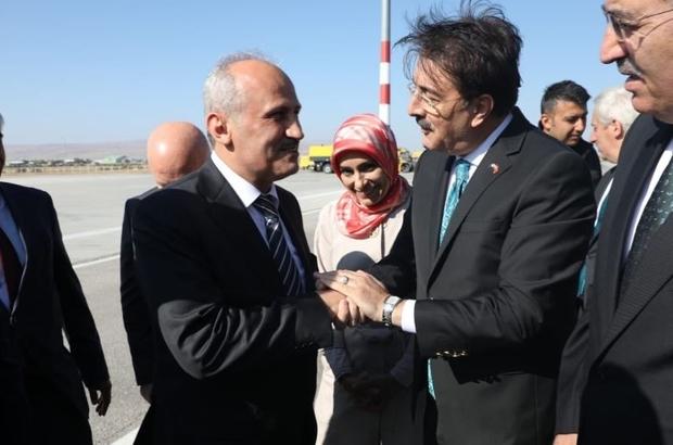 """Milletvekili Aydemir: """"Erzurum ulaşımda altın çağını yaşıyor"""" """"Erzurum tarihi konumuyla buluşuyor"""""""