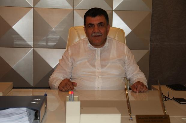 """RTSO Başkanı Karamehmetoğlu: """"Türkiye'de demiryolu ağının olmadığı tek bölge Doğu Karadeniz bölgesi"""""""