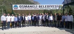 İnşaat sektörü, mimar ve mühendisler Osmaneli'nde buluştu