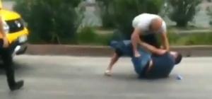 Sokak ortasında bıçaklandı Kalçasından bıçaklanan Azeri uyruklu vatandaş, uzun süre 'polis' diyerek yardım talep etti