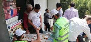 Şemdinli Belediyesinden 5 bin kişiye aşure ikramı