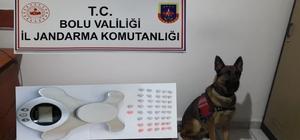 Bolu'da uyuşturucu operasyonu: 1 tutuklu
