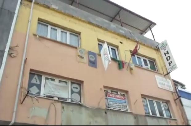 HDP Osmaniye İl Başkanı Cebrail Mutlu gözaltına alındı