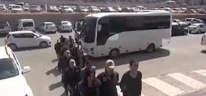 Van merkezli terör operasyonu Aralarında HDP İl Eşbaşkanı Karabulak'ın da bulunduğu 6 kişi tutuklandı