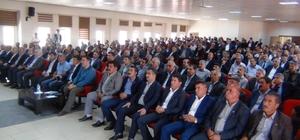 Erciş'te okul ve çevre güvenliği semineri