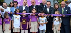 """Uğur Okulları'nın Adana kampüsü açıldı Uğur Okulları ve Bahçeşehir Koleji İcra Kurulu Başkanı Hüseyin Yücel: """"Adana'ya bir okul daha kazandıracağız"""" """"Eğitimi gönül işi görüp, gönülden hizmet yapıyoruz"""" Uğur Okulları'nın 25 milyon TL yatırım bedelli Adana Kampüsü açıldı"""