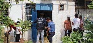 Antalya'da 5 aylık Suriyeli bebeğin ölümü