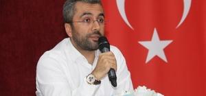 """Başkan Say, AK Parti milletvekilleriyle istişare toplantısı düzenledi Edremit Belediye Başkanı İsmail Say: """"18'nci maddeyi hepimiz düşman olarak biliyoruz"""" """"18'nci madde doğru uygulandığında şehirleri şehir yapan bir maddedir"""""""