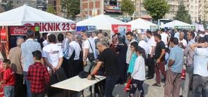 Elazığ'da, '2. Geleneksel Salçalı Köfte' festivali başladı