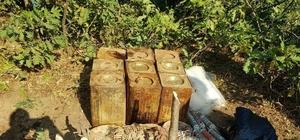 Bitlis'te 180 kilo patlayıcı madde imha edildi