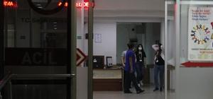 Kocaeli'de devlet hastanesinin acil servis ünitesinde kimyasal madde paniği İşçiler kimyasal maddeden zehirlendi, hastanenin acil servis ünitesine giriş ve çıkışlar kapatıldı