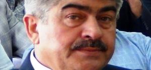 Şeker-İş Erciş Şube Başkanlığına Yusuf Özlek seçildi