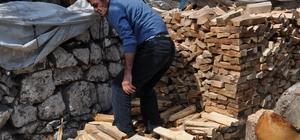 Kars'ta odun kömür telaşı başladı
