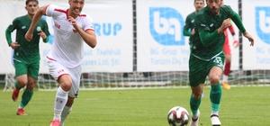 TFF 2. Lig: Sivas Belediyespor: 1 - Kahramanmaraşspor: 1
