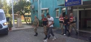 Diyarbakır'da GSM şebeke hırsızları suçüstü yakalandı Kırsal Mahalle ve köylerde GSM istasyonlarında hırsızlık yapan 3 şahıs tutuklandı