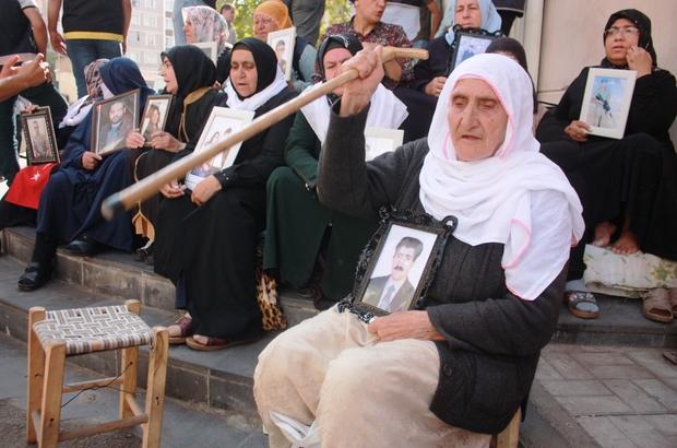 Anneler direniyor, destekler çığ gibi büyüyor HDP önündeki eylem 14'üncü gününde