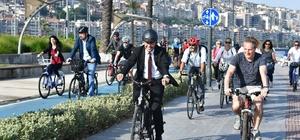İzmir'de Hareketlilik Haftası etkinlikleri başlıyor 22 Eylül'de toplu taşıma 1 kuruş olacak
