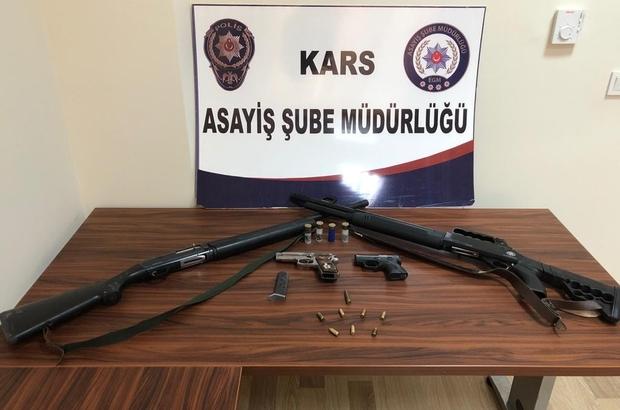 Kars'ta bir kişinin öldürülmesi olayına karışan zanlı aranıyor