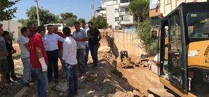 Torbalı'da göçüğün yaraları sarıldı Belediye yaraları sardı, mühür kalktı