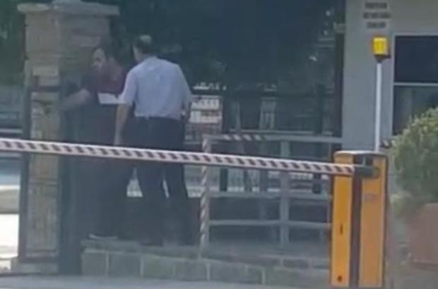 İşçinin, silahla daire başkanlığını basma anı kamerada Adana'da siyasi görüşü farklı olduğu için işten çıkartıldığını ileri süren bir kişinin, silahla park ve bahçeler daire başkanlığını basarak havaya ateş açması saniye saniye görüntülendi
