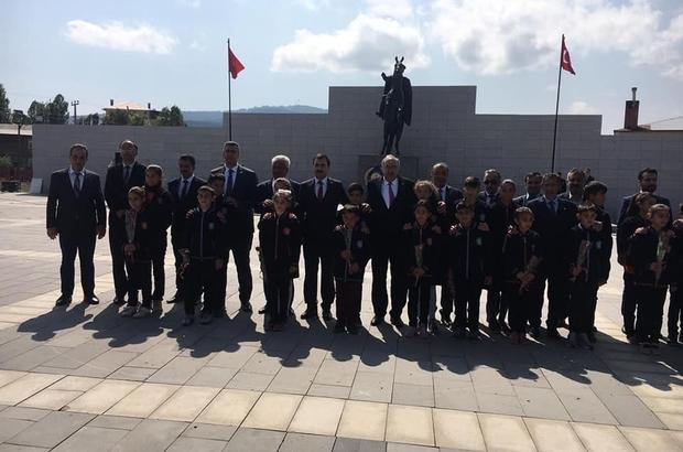 Sarıkamış'ta İlköğretim Haftası etkinliği düzenlendi