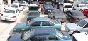 2. el otomotiv piyasasında hareketlilik
