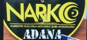 Adana'da torbacı operasyonu: 3 tutuklama