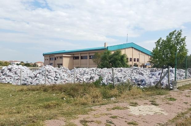 Kulu da 2 bin ihtiyaç sahibine 2 bin ton kömür dağıtıldı