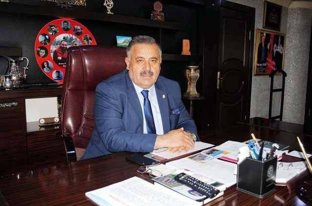 """ÇESOB Başkanı Recep Gür'den Ahilik Haftası mesajı; """"Elimiz, kapımız ve soframız açık"""""""