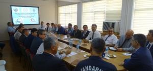 Hayat Boyu Öğrenme Planlama Komisyonu toplantısı yapıldı