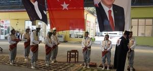 Isparta'da Şed Kuşatma Töreni Yunus Emre Diyarı Gönen'de Sed Kuşatma Töreni