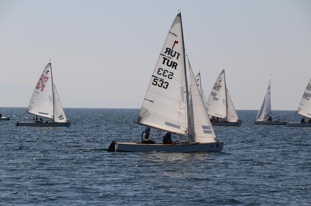 EUROSAF Avrupa Pirat Şampiyonası Kocaeli'de başladı Milli Takım, Avrupa Pirat Şampiyonası'nda iddialı