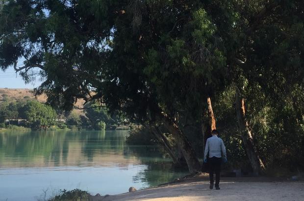 """""""Grow""""un aradığı şahıs nehirde ölü bulundu Adana'da kayıp başvurusu yapıldıktan sonra iz takip köpeği """"Grow"""" ile polisler tarafından ormanlık alanda, su altı polisi tarafından Seyhan Nehri'nde aranan şahıs, nehirde ölü olarak bulundu"""