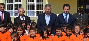 """Başkan Altun:""""İlköğretim Haftasında çocuklarımızın heyecanına biz de ortak olduk"""""""