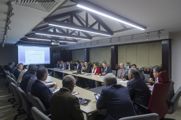 Başkan Büyükkılıç'tan koordinasyon toplantısı