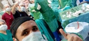 230 kiloluk hastaya ameliyat 230 kiloluk hasta gastrik by-pass ameliyatı için BAÜN Tıp Fakültesini seçti