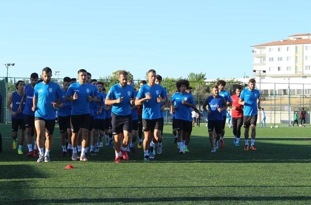 """Yeşilyurt'ta Diyarbekirspor maçı hazırlıkları sürüyor Palancı: """"Bizim için gerekli olan tek şey bir galibiyet"""""""