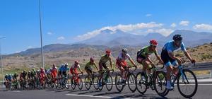 Bisikletçiler yine Kayseri'de uluslararası puanlar toplamak için yarışacak