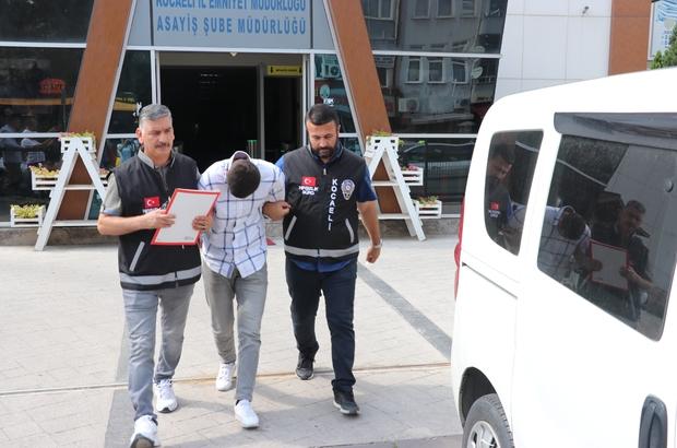 Evindeki bozulunca televizyon çalan hırsız İstanbul'da yakalandı Hırsızların televizyonu taşıma anları kameralara yansıdı