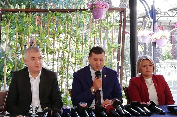 """MHP Kayseri Milletvekili Baki Ersoy:""""Yapılan tüm samimiyetsizliklere verilecek bir cevabımız var"""" """"Kayserispor'u acizleştirmenin anlamı yoktur"""""""