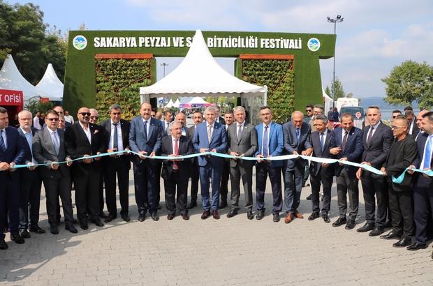 """Süs Bitkiciliği festivali başladı Başkan Ekrem Yüce:""""Süs Bitkiciliği ve peyzaj tüm dünyada hızla yayılan bir sektör"""""""